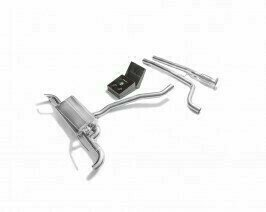 ARMYTRIX VALVE TRONIC EXHAUST to suit W177 (2019-)  Benz A250 (2WD) 2.0L I4 turbo  (M260 DE20 LA) with  NA Tips