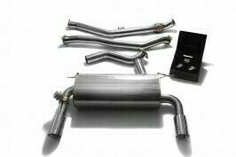 ARMYTRIX VALVE TRONIC EXHAUST to suit BMW F30 F31 335i F32 F33 435i F36 435i  2011-2015 / N55B30 Sedan/Touring coupe