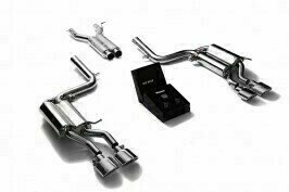 ARMYTRIX VALVE TRONIC EXHAUST to suit  Mercedes-AMG  W204 C63  2008-2014 / 6.3 V8  Saloon / coupe