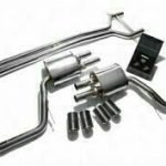 ARMYTRIX VALVE TRONIC EXHAUST to suit 970 Panamera 3.0T 2014-2016  3.0 litre V6 twin turbo panamera S / panamera 4S  Wheelbase 2,920 mm with  Quad Carbon 3.5″  Tips