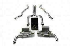 ARMYTRIX VALVE TRONIC EXHAUST to suit Mercedes-AMG  C63 / C63 S  W205  2015 – present 4.0 V8 Turbo Saloon /coupe