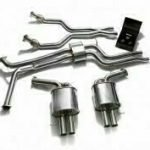 ARMYTRIX VALVE TRONIC EXHAUST to suit Audi S6 Avent C7 ,2012-2018 4.0 V8 twin turbo with  NA Tips