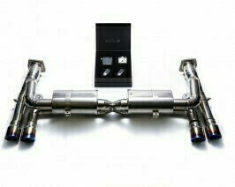 ARMYTRIX VALVE TRONIC EXHAUST to suit 997 GT3 (911) 2006-2011  coupe