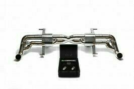 ARMYTRIX VALVE TRONIC EXHAUST to suit Audi R8 V8 MKI Facelift coupe