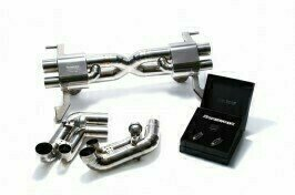 ARMYTRIX VALVE TRONIC EXHAUST to suit Audi R8 V10 MKI coupe