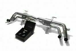 ARMYTRIX VALVE TRONIC EXHAUST to suit Hurac�n LP580 / LP610 2014- present 5.2 V10  with  NA Tips