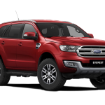 Outback Armour Kit to suit Ford Everest UA 2015-07/2018