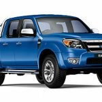 Outback Armour Kit to suit Ford Ranger PJ/PK 09/2006-08/2011