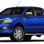 Outback Armour Kit to suit Ford Ranger PX/PX2 09/2011-07/2018