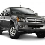 Outback Armour Kit to suit Holden Colorado 2008-2012