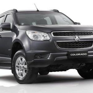 Outback Armour Kit to suit Holden Colorado 7 / Trailblazer