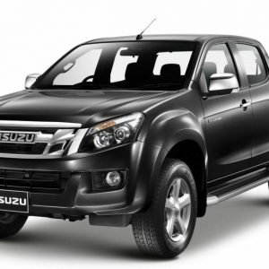 Outback Armour Kit to suit Isuzu D-Max 2012-ON