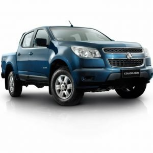Outback Armour Kit to suit Holden Colorado 2012-ON