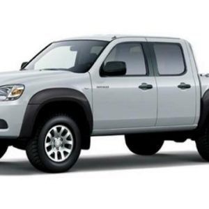Outback Armour Kit to suit Mazda BT-50 09/2006-08/2011