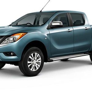 Outback Armour Kit to suit Mazda BT-50 09/2011-07/2018
