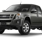 Outback Armour Kit to suit Isuzu D-Max 2008-2012