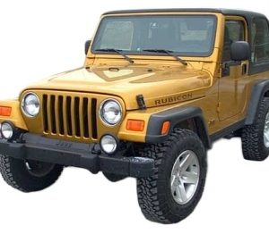 Outback Armour Kit to suit Jeep Wrangler TJ