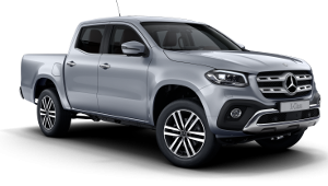 Outback Armour Kit to suit Mercedes Benz X-Class 2018-ON