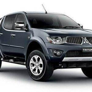Outback Armour Kit to suit Mitsubishi Triton ML/MN