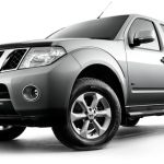 Outback Armour kit to suit Nissan Navara D40 V6D