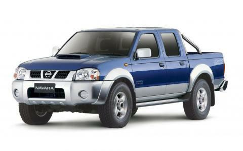 Outback Armour kit to suit Nissan Navara D22