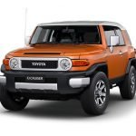 Outback Armour Kit to suit Toyota FJ Cruiser 09/2010