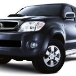 Outback Armour Kit to suit Toyota Hilux 2005-2015