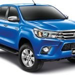 Outback Armour Kit to suit Toyota Hilux 2015-on
