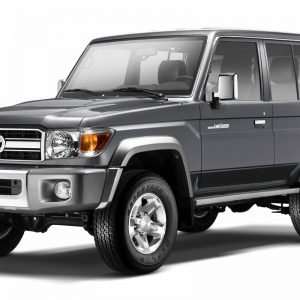 Outback Armour Kit to suit Toyota Landcruiser 76 2012-ON