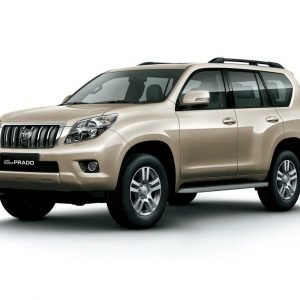 Outback Armour Kit to suit Toyota Prado 150 Series KDSS