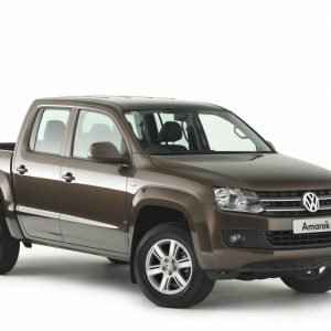Outback Armour Kit to suit VW Amarok 4CYL