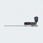This value pack includes a Compact UHF CB radio, Antenna assembly & Mounting brackets.