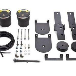 Air Suspension Helper Kit – Leaf to suit NISSAN NAVARA D40 4×2 Dual Cab RX Leaf Under Axle 10-15