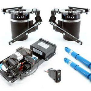 Full Air Suspension Kit with 2 Corner Intelliride – Rear to suit RENAULT KANGOO X61 08-19