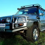 Nissan GU Patrol (Y61) Series 4 TB48E 4.8L Petrol