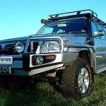 Nissan GU Patrol Cab Chassis Series 4 Coil Sprung ZD30DDTI 3.0L Diesel