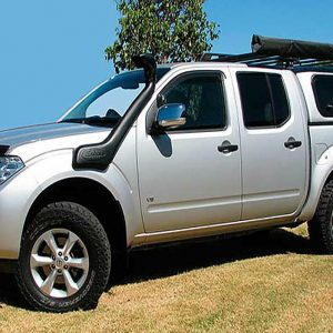 Nissan Navara D40 Safari Snorkel All Models