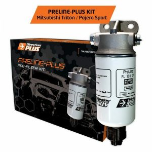 MITSUBISHI PRELINE PLUS PRE FILTER KITS