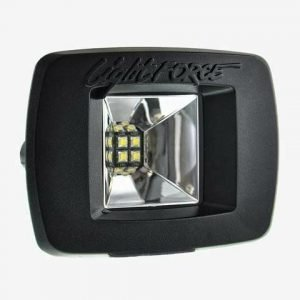 ROK40 LED UTILITY LIGHT ULTRA FLOOD FLUSH MOUNT