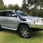 Toyota Fortuner 156 Series 08/2015 Onwards 2.8L Diesel