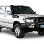 Toyota 100 Series Landcruiser 04/1998 – 09/2007 All Engines