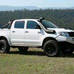 Toyota Hilux 25 Series 10/2011 – 06/2015 3.0L Diesel 1KD-FTV