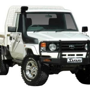 Safari Snorkels to suit Toyota 71, 73, 75, 78 & 79 series Narrow Front Landcruiser 01/1985 – 03/2007