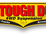 TOUGH DOG SUSPENSION KIT TO SUIT LAND ROVER DISCOVERY SERIES 3 (COILS ONLY)