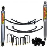 TOUGH DOG SUSPENSION KIT TO SUIT TOYOTA HILUX Leaf/Leaf (11/83-97)