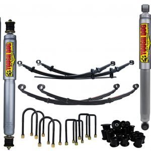 TOUGH DOG SUSPENSION KIT TO SUIT TOYOTA LANDCRUISER 75 Series / HZJ75 ONLY