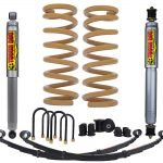 TOUGH DOG SUSPENSION KIT TO SUIT TOYOTA LANDCRUISER 79 Series Single Cab V8 UPTO 08/16