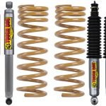 TOUGH DOG SUSPENSION KIT TO SUIT TOYOTA LANDCRUISER 100 SERIES IFS PETROL/DIESEL