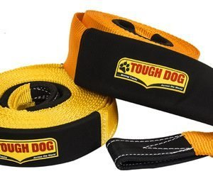 9 metre, 11 tonne snatch recovery strap