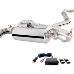 BMW F20/F21125i 2.0T 2011-2014 STAINLESS STEEL 3″ CAT BACK EXHAUST SYSTEM